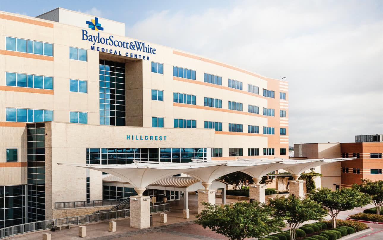 Baylor Scott & White – Hillcrest Facility