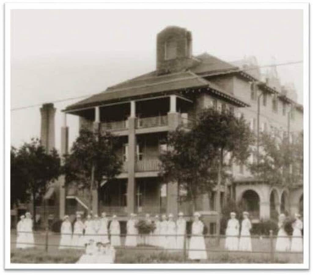 McLennan County Medical Society: Waco Sanitorium